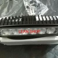 harga NEW LED Bar Lampu sorot LED STROBO tembak Offroad Drl motor mobil Tokopedia.com