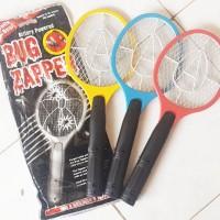 Jual Raket Reket Nyamuk tanpa Baterai AA pest mosquito net repeller Murah