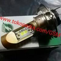 Headlamp LED CREE H4 Lampu utama universal motor sports vixion cb