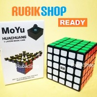 Rubik 5x5: Moyu Huachuang 5x5x5