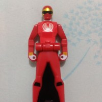 Ranger Key Hurricaneger - HurricaneRed, Power Rangers Ninja Storm