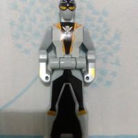 Ranger Key Gokaiger - Gokai Silver, Power Rangers Super Megaforce