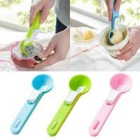 Sendok buah / sekop skop es krim / ice cream scoop / fruit spoon