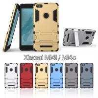Xiaomi Mi4i/Mi4c Hybrid Armor Case Kick Standing