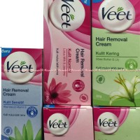 Veet Hair Removal Cream Veet Krim Menghilangkan Bulu 60ml