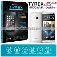 Htc One Dual Sim Tyrex Tempered Glass Screen Protector
