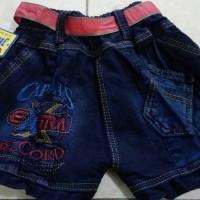 Celana Jeans Pendek Untuk Anak Usia 1 Tahunan