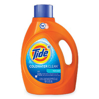 Tide Plus Coldwater Clean High Efficiency Liquid Laundry Detergent