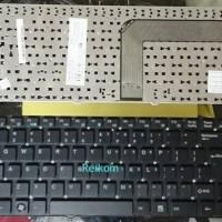 Keyboard laptop Advan Soulmate G4c, M4, Z4d, Axioo BNE, TNN hitam