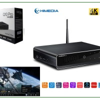 HiMedia Q10 Pro Android TV Box Supports 4K HDR, H.265 & VP9 Video Play