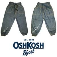 GROSIR OSHKOSH Jogger Denim Jeans Celana Anak