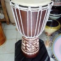 harga Jimbe Djembe Musik Perkusi Tinggi 40cm Tokopedia.com