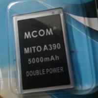 Batre Baterai Mito A390 A 390 A3 90 BA-00065 A-390