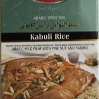 Arabic Spice Mix SHAN Kabuli Rice 70 gr (Bumbu Nasi Kebuli)