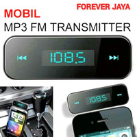 harga Car Mp3 Player Fm Wireless Transmitter For Iphone Samsung Galaxy Xiaom Tokopedia.com