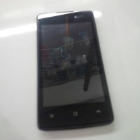 Lcd Set Touchscreen+Bezel Oppo Joy R1001 Ori
