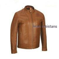 harga jaket kulit asli garut , jaket kulit domba , jaket kulit pria Tokopedia.com