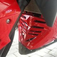 SUPER!! vgrill kawasaki ninja 250 fi Plastik ABS | V-grill ninja 250fi