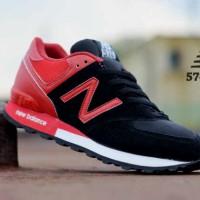 New Balance 574 men series black red