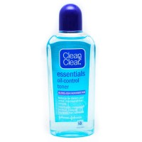 Clean & Clear Essential Foaming toner pembersih muka CC 100ml