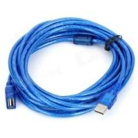 KABEL USB MALE FEMALE 5M / PERPANJANGAN USB / USB EXTENDER EXTENTION