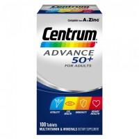 Multivitamin Centrum Advance 50+ 100 tabs (KS-0409)