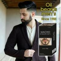 Jual Macho Oil Penumbuh  Rambut-kumis-jambang-jenggot Murah
