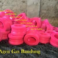 Grosirr Seal karet sil tabung gas elpiji lpg pertamina 3kg @1000 pcs