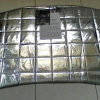 harga Mercy Tiger alum foil vtech peredam suara full kap mesin Tokopedia.com