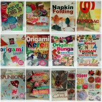 Harga Buku Hobi Kreasi Kerajinan Tangan Banyak Judul ADV | WIKIPRICE INDONESIA