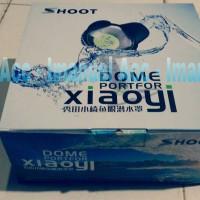 Dome Port merk SHOOT for Xiaomi Yi