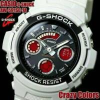 CASIO G SHOCK AW 591SC-7A ORIGINAL 100%