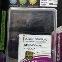 Baterai/battery Double Power Logon Cross Evercoss A5p/a53b/a12b/a35b