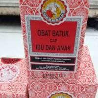 Harga obat batuk cap ibu dan anak | WIKIPRICE INDONESIA