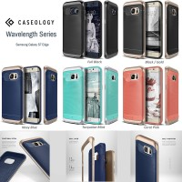 Caseology Wavelength Series Case Samsung Galaxy S7 Edge TPU PC Bumper