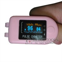 Pulse Oxymeter PUREMED - Oxy777 - PINK