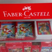 24 Classic Colour Pencils by Faber Castell