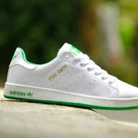 harga adidas stan smith insole green sneakers casual sport skate Tokopedia.com