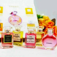 Parfume Miniature CHANEL Gift Set ~ Parfum Mini Chanel