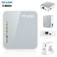 Router Wifi Portable 3g/4g Wireless Tp-Link Tl-Mr 3020