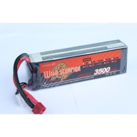 Lipo Wild Scorpion 3500mah 4s 14,8v 35c Lipo Battery
