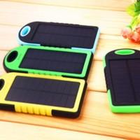 harga Power Bank Solar Cell - PowerBank Tenaga Surya/Matahari - PB SolarCell Tokopedia.