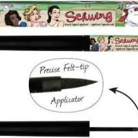THE BALM Schwing - Black Liquid Eyeliner