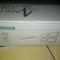 4 Port VGA SPLITTER
