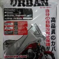 COVER / PELINDUNG / SELIMUT MOTOR URBAN STANDARD ANTI AIR DAN PANAS