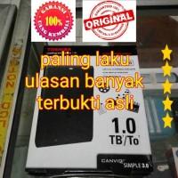 harga hardisk eksternal Toshiba 1tb usb 3.0 Tokopedia.com