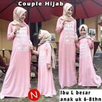 cp hijab ibu anak