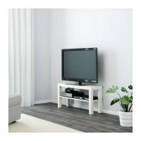 Ikea Lack Meja Tv / Putih / Meja Minimalis / Bisa Di Rakit