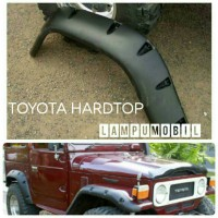harga Over Fender Set Toyota Hardtop 1980-1986 Tokopedia.com