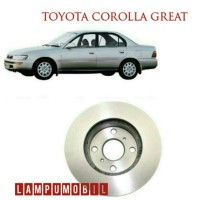 Disc Brake / Cakram Depan Toyota Corolla Great 1992-1996